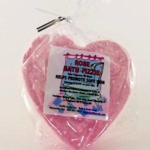 Rose Bath Fizzie  200gr