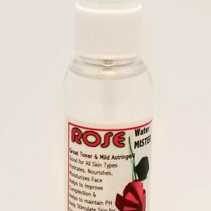 Rose Water Mister  60ml