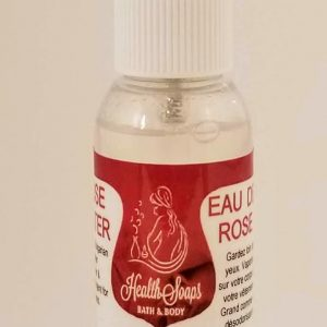 Bulgarian Organic Rose Water Facial Mister  60ml