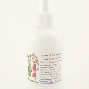 Head Lice Spray-Lavender & Tea Tree Hair Detangler & Head Lice C