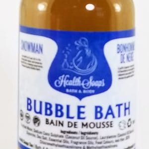 Snowman Bubble Bath 250ml