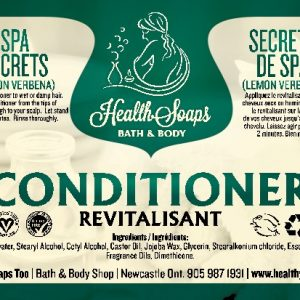 Spa Secrets Conditioner 500ml