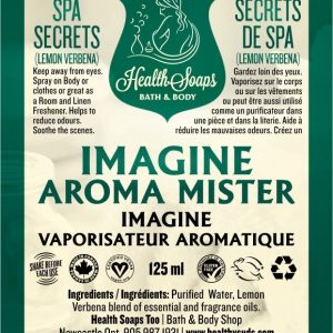 Imagine Spa Secrets Aroma Mister 125ml