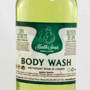 Spa Secrets Body Wash 250ml