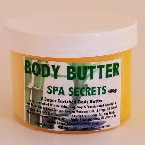 Spa Secrets Body Butter  300gr