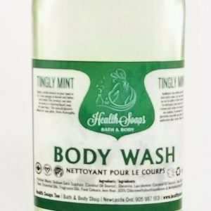 Tingly Mint Body Wash 250ml