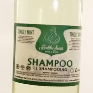 Tingly Mint Shampoo 500ml