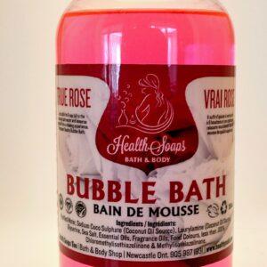 True Rose Bubble Bath 250ml