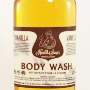 Vanilla Body Wash 250ml