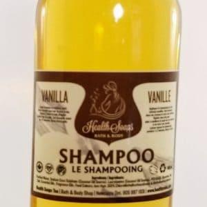 Vanilla Shampoo 500ml