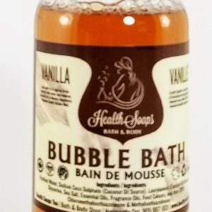 Vanilla Bubble Bath 250ml