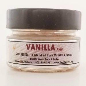 Vanilla Jar Candle 75gr