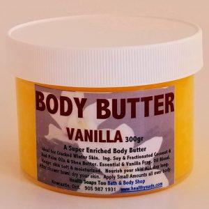 Vanilla Body Butter 300gr