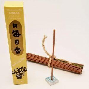 Vanilla Incense…50 sticks with holder