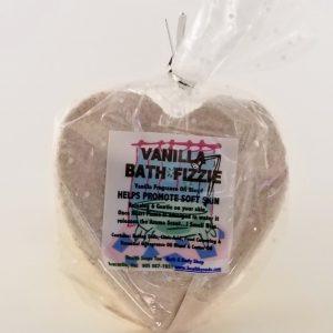 Vanilla Bath Fizzie  200gr