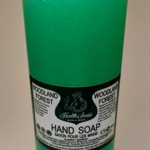 Woodland Biodegradable Hand Soap Refill – 1 litre