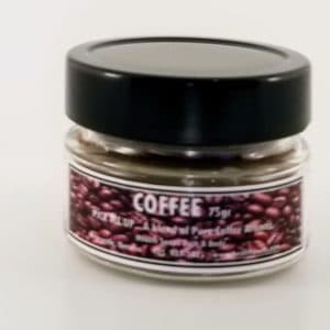 Coffee Jar Candle 75gr