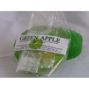Green Apple Bar Soap 80gr
