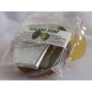 Tuscany Bar Soap 80gr