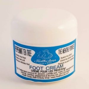 Foot Cream – Peppermint Tea Tree 50gr