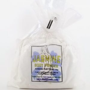 Jazzy Jasmine Arrowroot Refill Powder 100gr