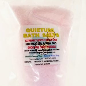 Quietude Bath Salts 300gr