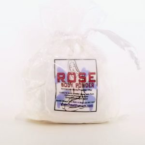 Rose Arrowroot Refill Powder 100gr