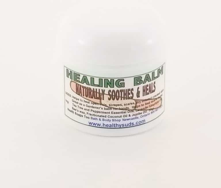 Healing Balm…for First Aid & Sunburn 50gr