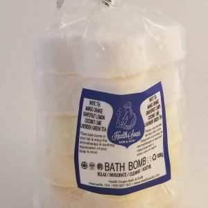 Happy 5 Pack Bath Bomb