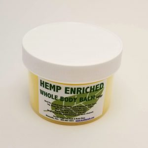 Hemp Enriched Ultimate Healing Body Balm 300gr