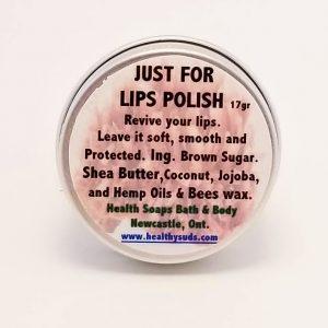 Lip Polish 17gr