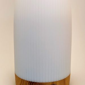 Contemporary Compact White Diffuser