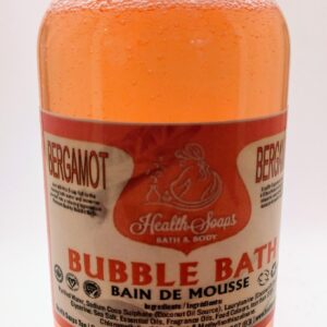 Bergamot Bubble Bath 250ml