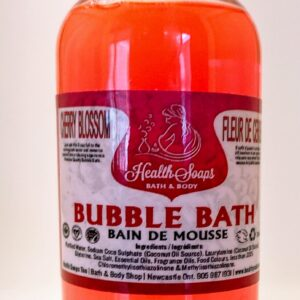 Cherry Blossom Bubble Bath 250ml