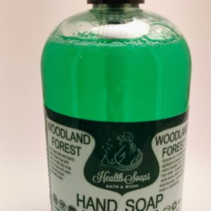 Woodland Forest Hand Soap 500ml