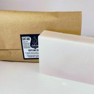 Goat Milk Bar Soap Biodegradable 100gr